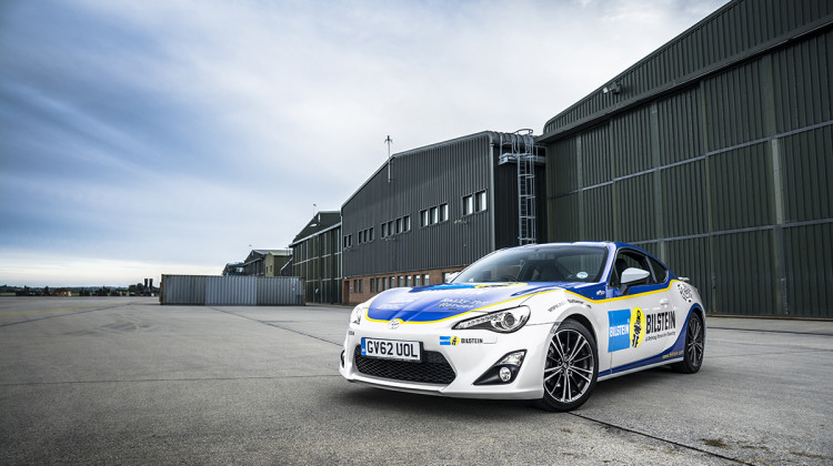 Heroic Toyota GT86 Charity