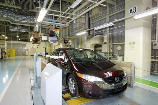 Honda Assembly Line