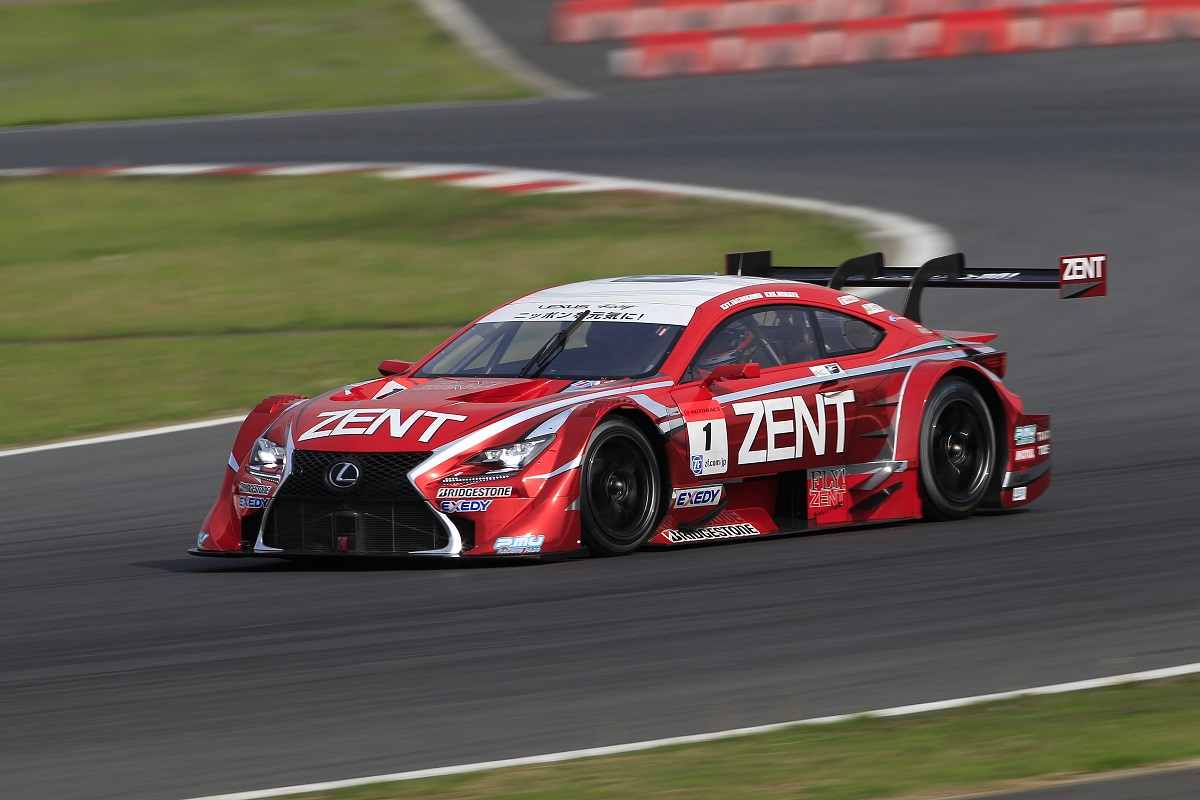 Lexus Takes Podium At Sugo 300 Autoizer Auto News And Blog