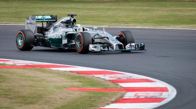 F1 - Mercedes