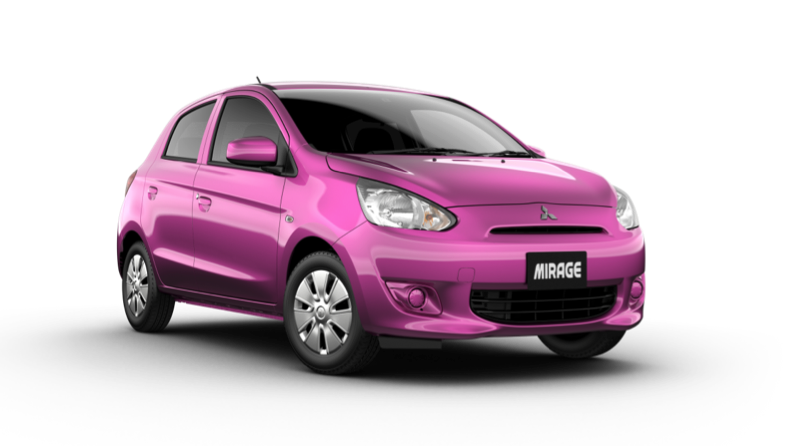 Mitsubishi Mirage Hatch Australia's Best Micro Car