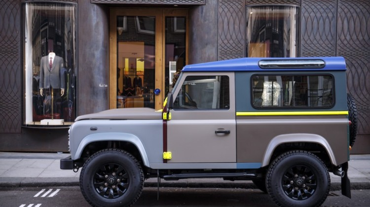 Land Rover Creates Tailor
