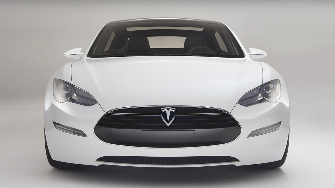 Tesla Announces Electric Sedan