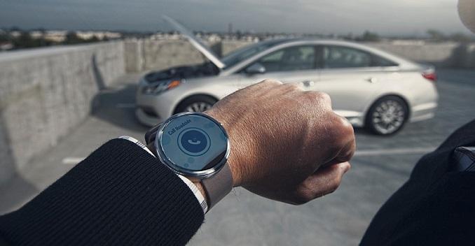 Hyundai Launches Blue Link App
