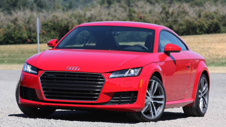 2016 audi tt second drive autoizer auto news and blog. Black Bedroom Furniture Sets. Home Design Ideas