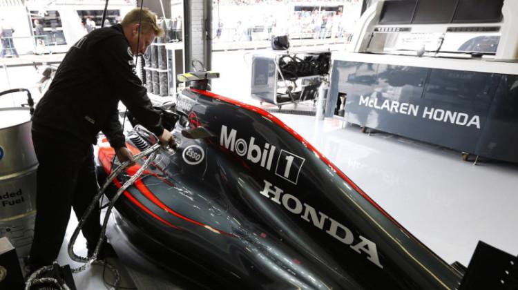 Honda revamps F1 engine