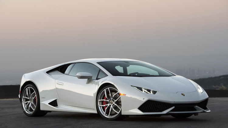 lamborghini huracan-review