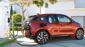BMW-i3-Charging