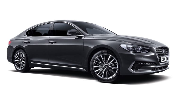 The 2018 Hyundai Azera