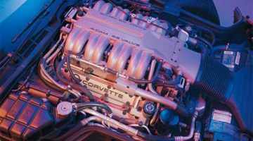 DOHC 6.2L LT5 V-8