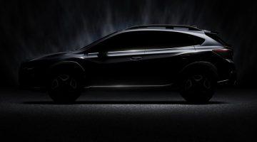New Subaru Crosstrek