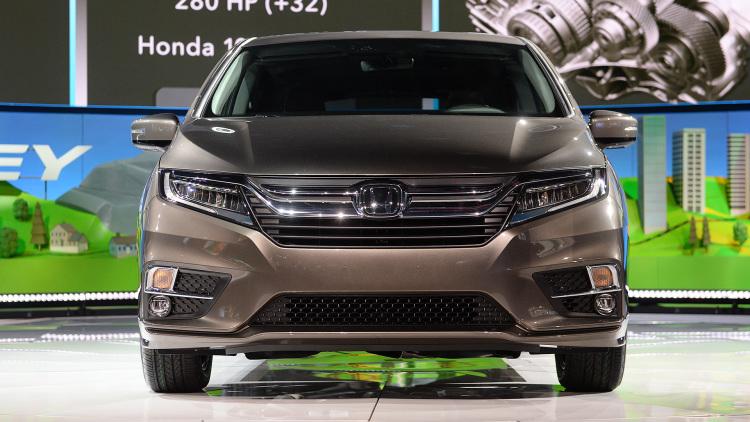 The-2018-Honda-Odyssey