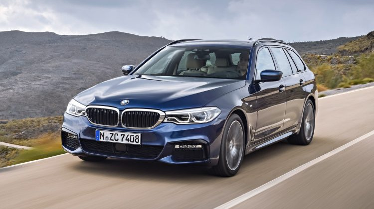 The new BMW 5 Series