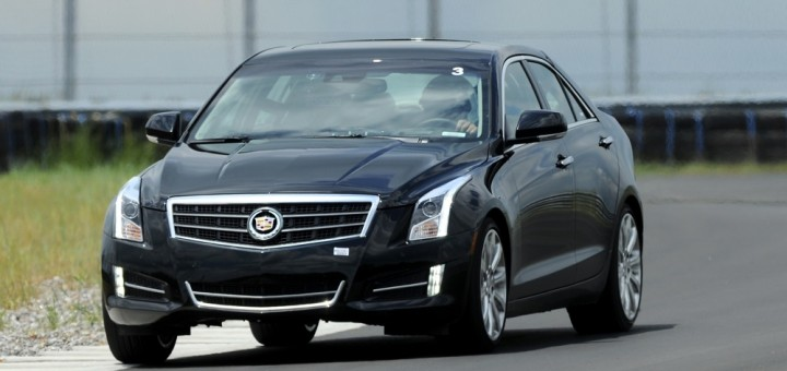 2017 Cadillac Ats 2 0t First Test Review Autoizer Auto News And Blog