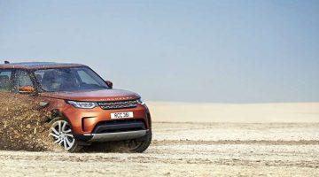 2017 Land Rover