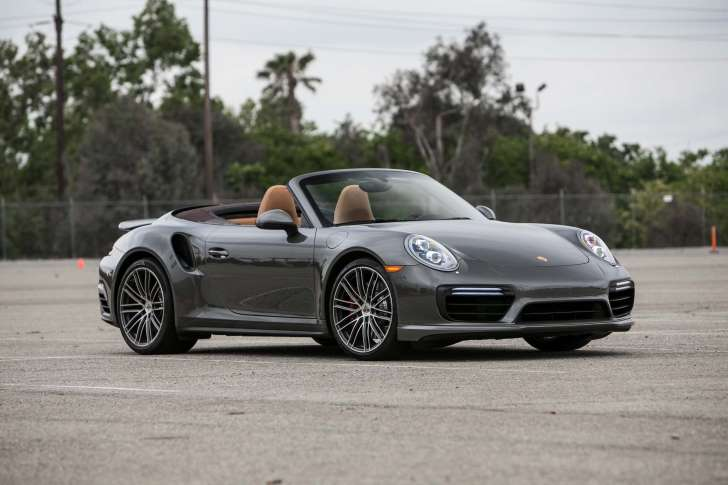 New 2017 Porsche 911 Turbo Cabriolet First Test  Autoizer