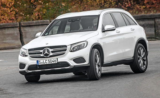 Mercedes-GLC350e