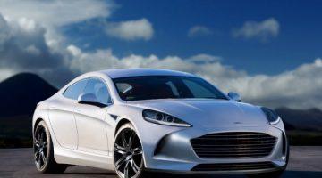 2019 Aston Martin