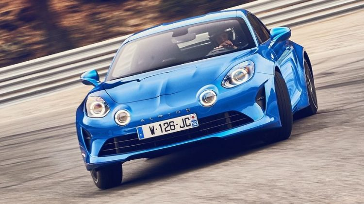 New Alpine A110