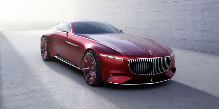 Mercedes-Maybach Luxury