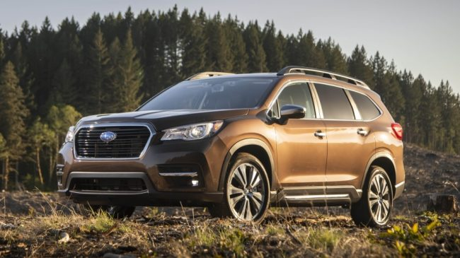 2019 Subaru Ascent