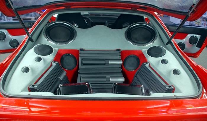 Sound Quality in a Car