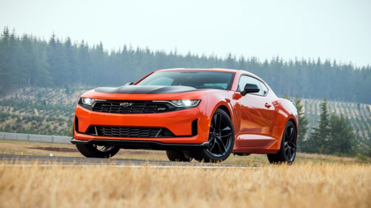 2019 Chevrolet Camaro Turbo