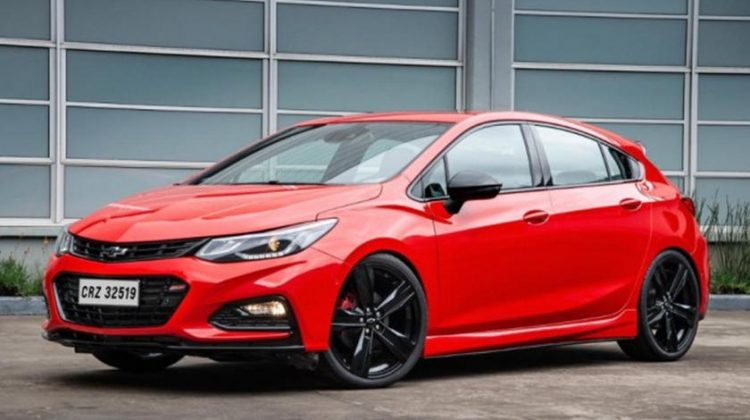 Chevy Cruze SS