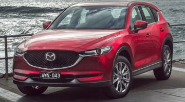 2019 Mazda CX-5 Turbo