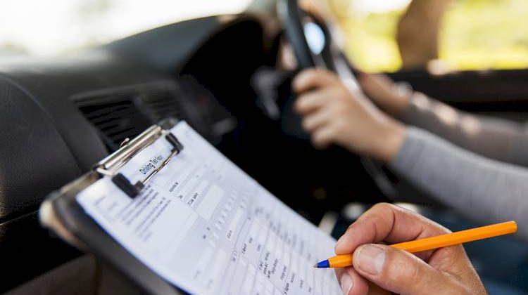 Written Test for Driving