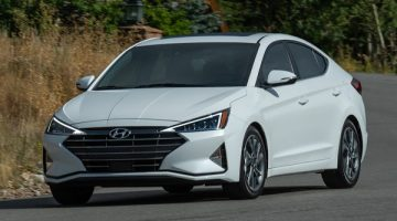 2020 Hyundai Elantra Sedan Gains