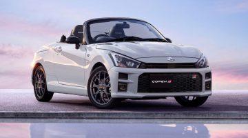 Toyota's Copen GR Sport