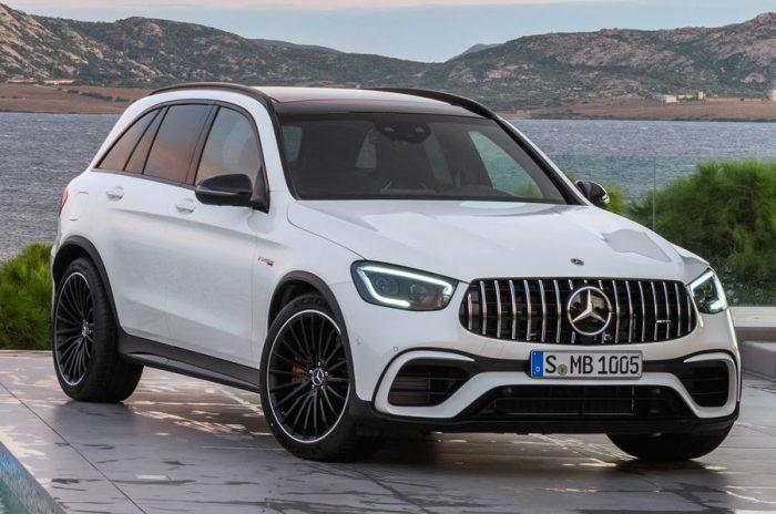 2020 Mercedes-AMG GLC 63 S