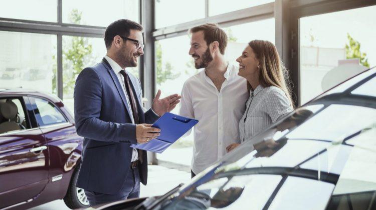 Acquiring an automobile