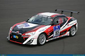 Lexus Wins At Nurburgring Twice