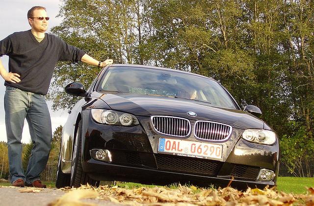 BMW 325 i Coupé