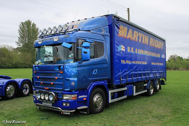 Shropshire Truck Show 2013