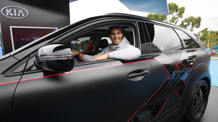 Kia Cars 2015