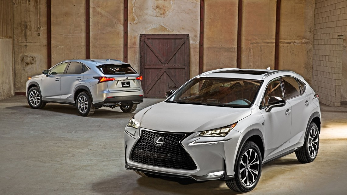 Lexus Introduces New Turbo Engine In Nx 200t SUV