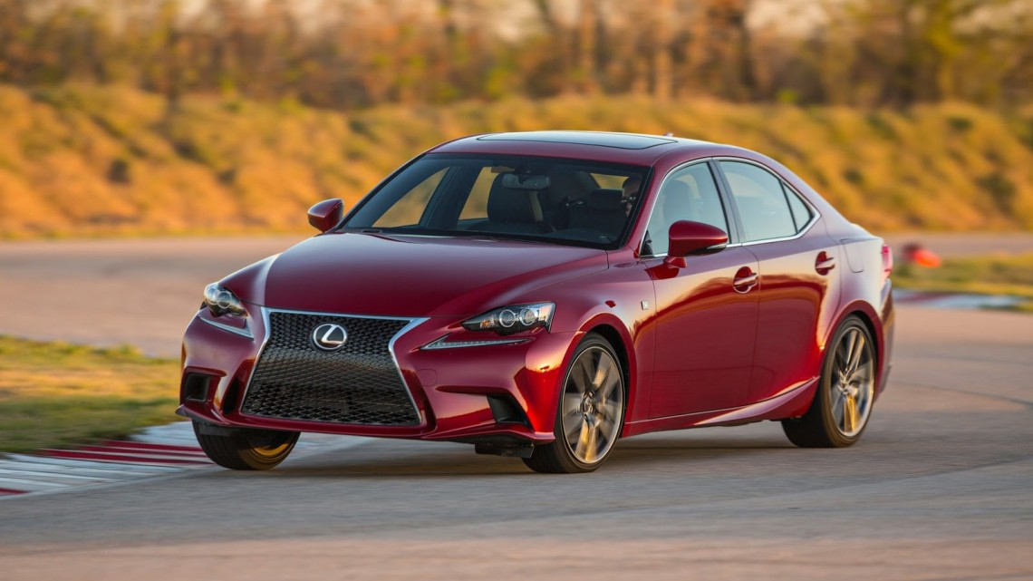 Lexus Introduces Revised Pricing Structure