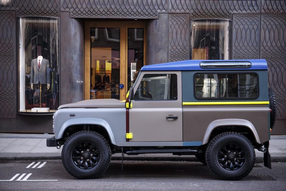 Land Rover Creates Tailor