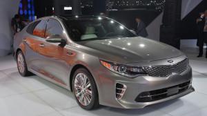 2016 Kia Optima builds on third-gen cars