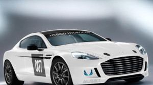 Electric Aston Martin Rapide