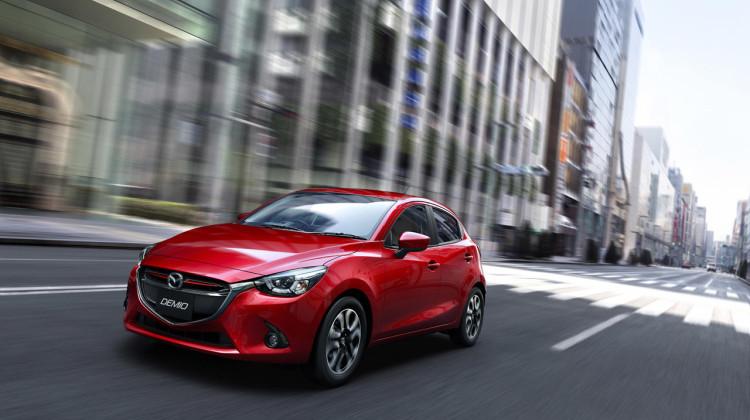 2016 Mazda2