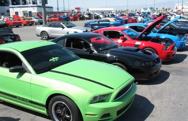Mustangs 50th Anniversary