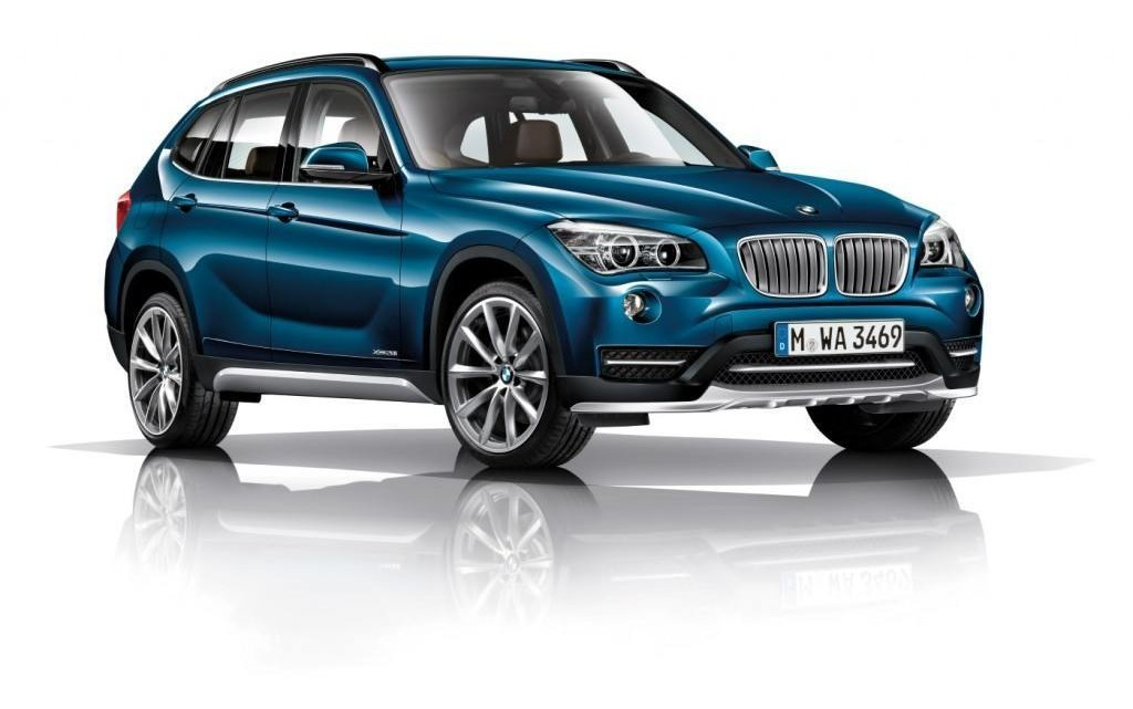 The new BMW X1. Urban