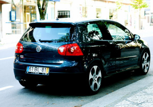 VW Golf GTI V