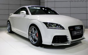 Audi TT RS comes in 2016