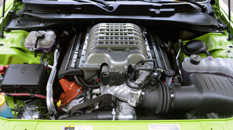 Gas prices down, 707-hp engine production