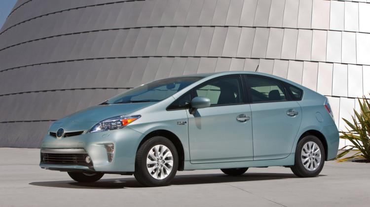 New Toyota Prius PHEV